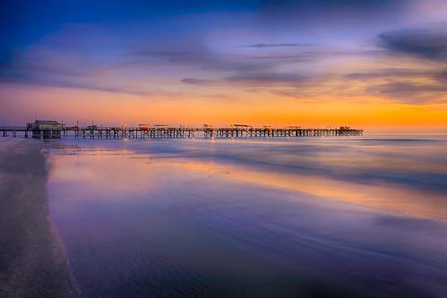 coastallandscape colourful colours evening fl florida landscape nature northamerica northwest pier redingtonbeach redingtonshores seascape sunset us usa unitedstates unitedstatesofamerica