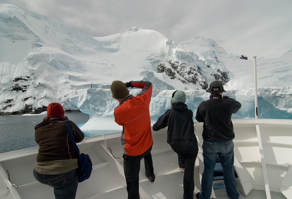 Ice Berg Hoo....