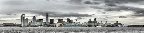 Ark Royal at Liverpool January 09 | by timhyde uk