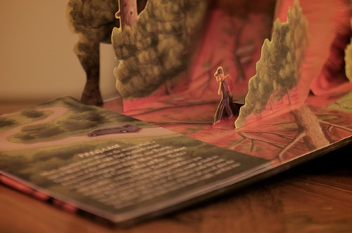 Day 34: Pop-up Book | by tsmall