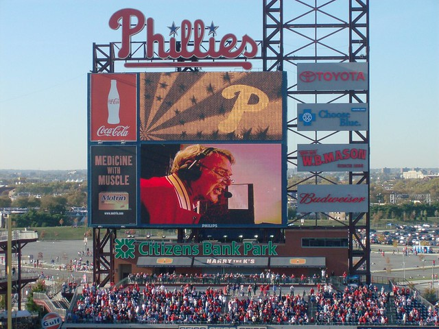 Harry Kalas Tribute – Phillies Nation