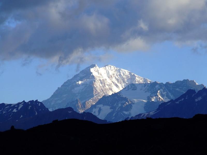 Aconcagua, America del Sur.