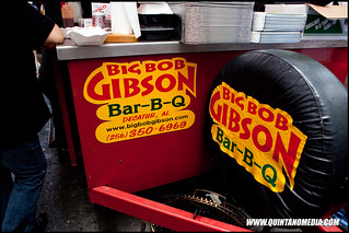 Big Bob Gibson's BBQ Stand at the Big Apple Block Party in New York City | by Anthony Quintano