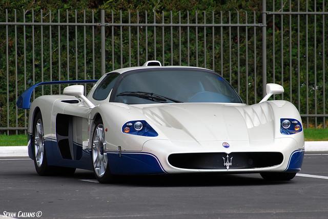 Entre nous soit dit... THE Maserati MC12...