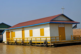 Cambodia-2986 - Christian Church | by archer10 (Dennis)