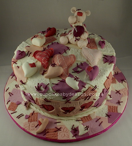 Abe's Heart Birthday cake | by ♥Dot Klerck....♥