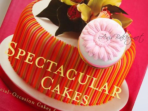 Mini Fondant Cakes | by AnisBakery.net