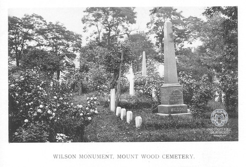 "Wilson Monument, Mount Wood | - image from ""Wheeling ..."