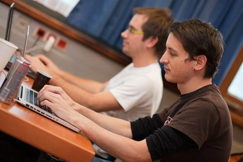 CodeCamp Klagenfurt 2010 | by Martin Gratzer (events)