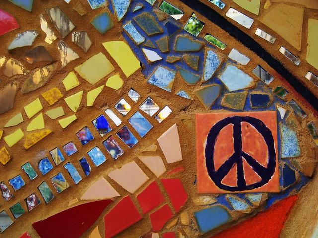 Peace - Bryn Mawr Viaduct