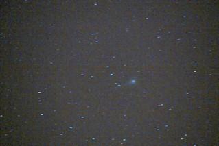 Comet C/2007 N3 (Lulin) — March 1, 2009 at 11:59pm UT