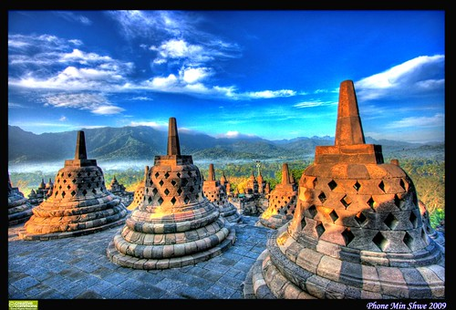 Borobudur 7 | by Thrillseekr