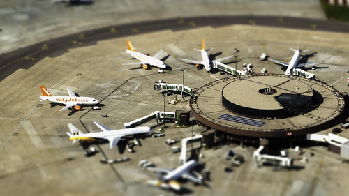 Miniature Airport | by disparkys