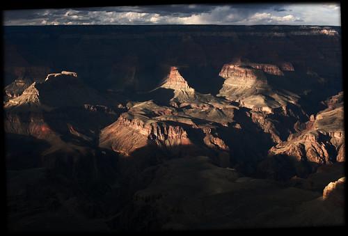 The Grand Canyon, Sharp Contrasts by Juli Kearns (Idyllopus)
