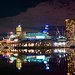 Cityscape Reflections by Vermin Inc