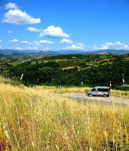 STG Travelling to Sorgono | by www.sardiniatouristguide.it