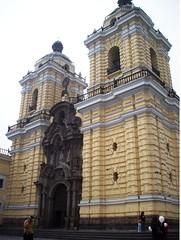 Iglesia San Francisco, Lima