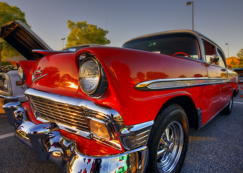 old red chevrolet spring lab south may deep auburn chevy canon5d 1956 hdr cruisers 2010 smörgåsbord photomatix labcolor ef1740mmf4lusm deepsouthcruisers topazadjust hz536n