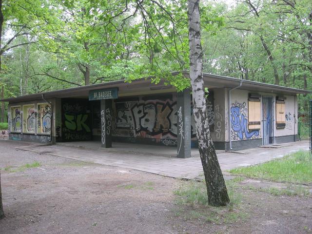 1956 Berlin-O. Station Badesee Pioniereisenbahn 600mm 6,5kmL Volkspark Wuhlheide An der Wuhlheide 189 in 12459 Schöneweide