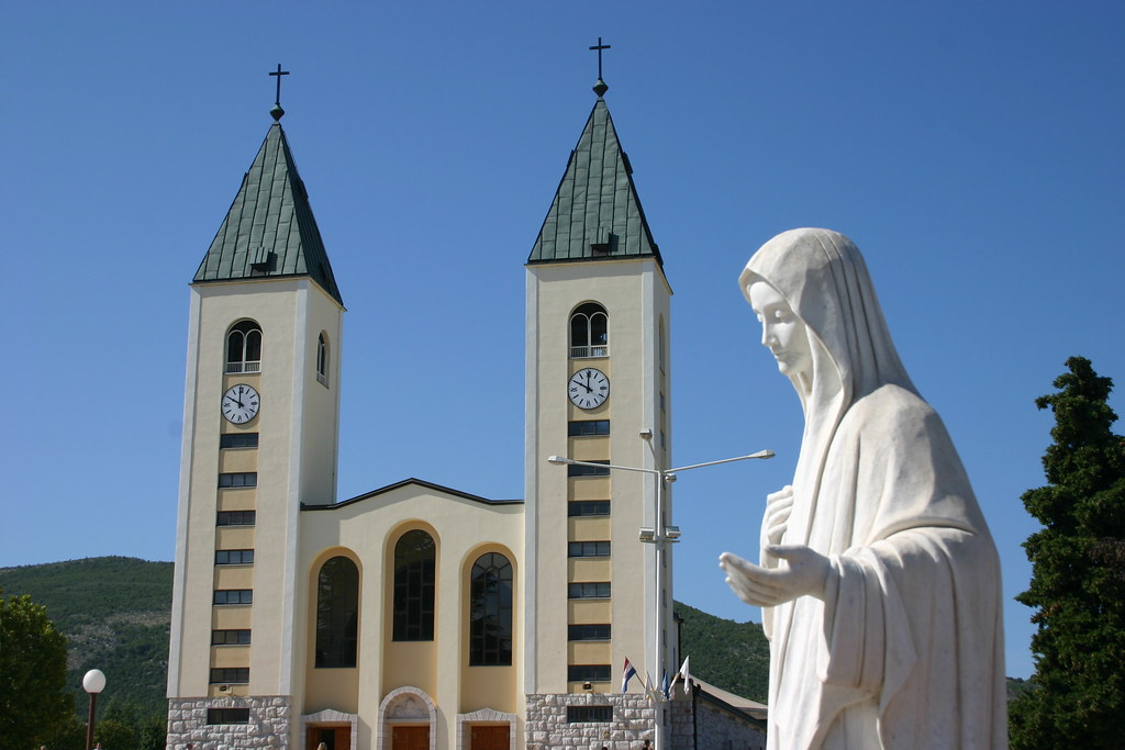 Balkans celebrate the secrets of Medjugorje