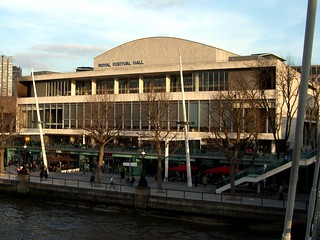 Royal Festival Hall, South Bank, SE1 | by Ewan-M