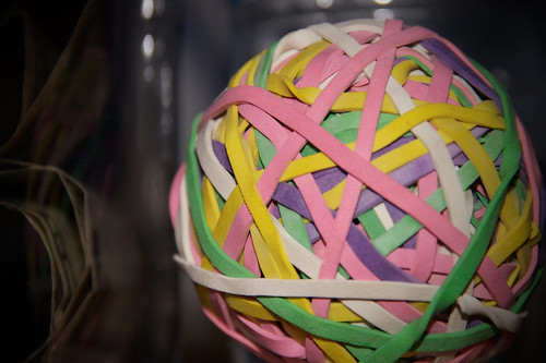 Rubberband Ball | by j.sheets6