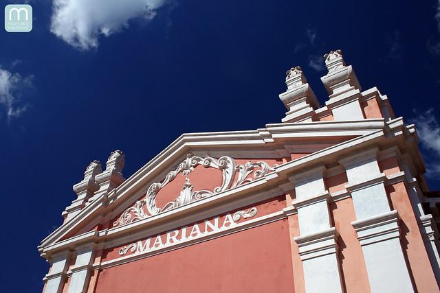 Estação Mariana em Minas Gerais