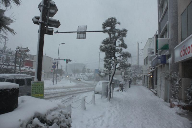 雪の鎌倉_49