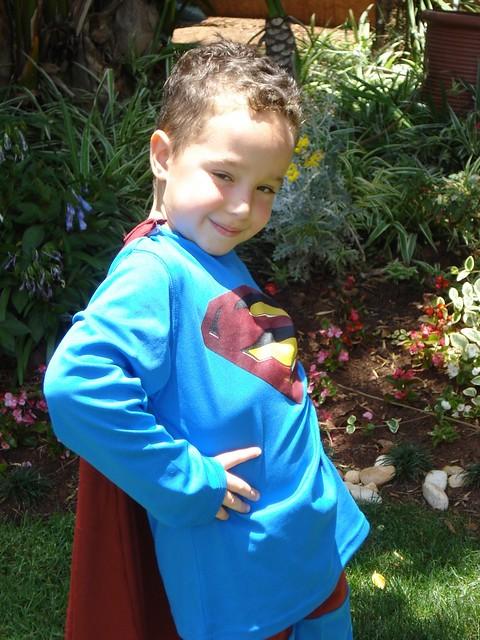 Super Man!!