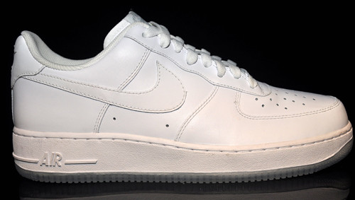 nike air force 1 low white clear bottom   See the full story ...