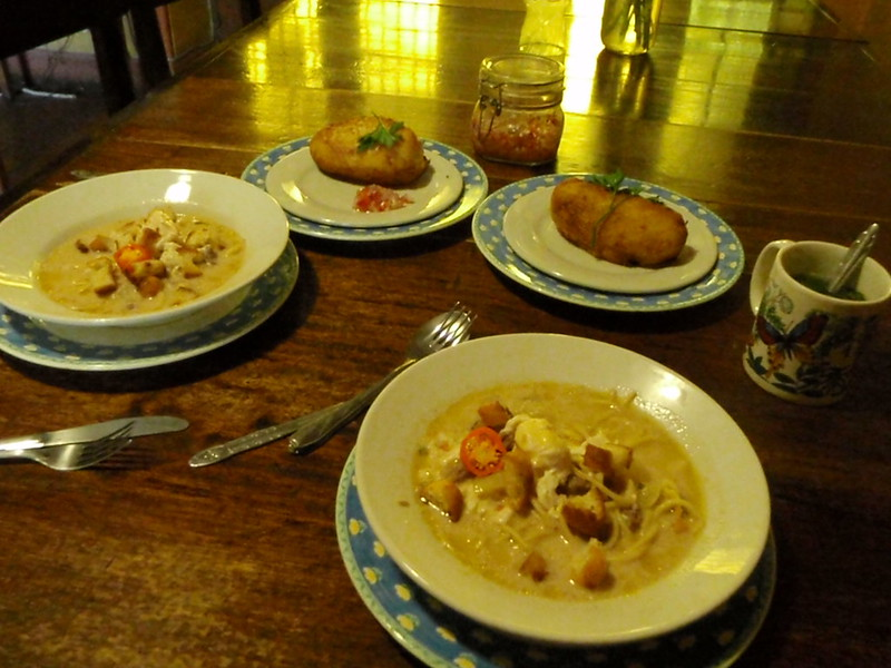 Cooking Lessons - Huancayo Peru