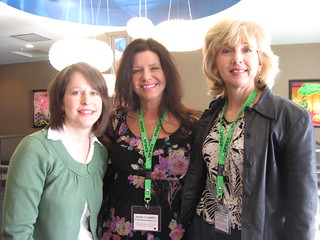 Melissa, Sandy & Rhoda