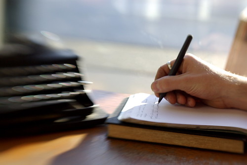 Hand Writing | by djking