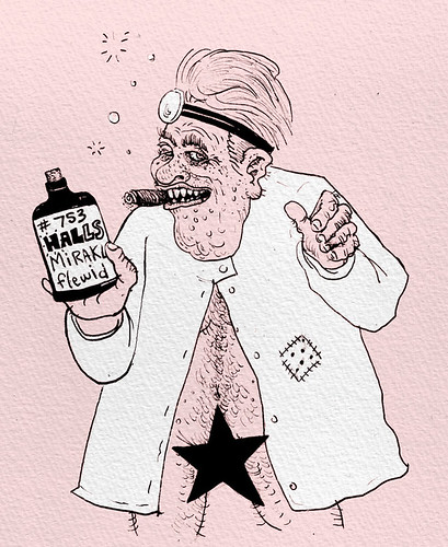 "#753: Dr. Hall, A Slang Term for ""Alcohol"""
