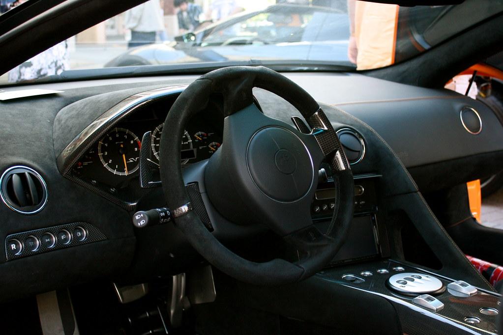 Lamborghini Murcielago Sv Lp670 Interior Www Apexrally Com Flickr
