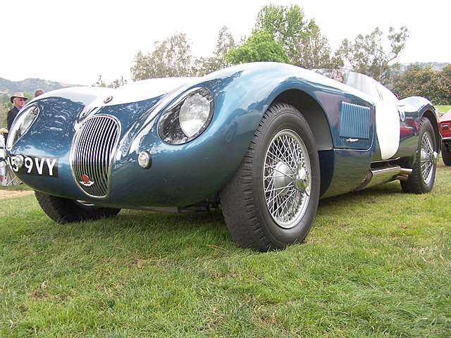 1952 Jag C Type
