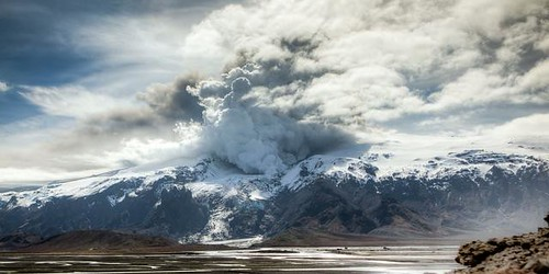 Iceland, Eyjafjallajökull - May 1st and 2nd, 2010 on Vimeo by Sean Stiegemeier | by Duen Ee Chan