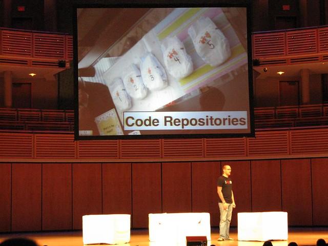 Joe Stump on Code Repositories