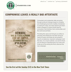 Starbucks Launches New Ad Campaign | by AdamChandler86