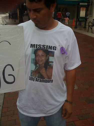 LILY ARAMBURO STILL MISSING