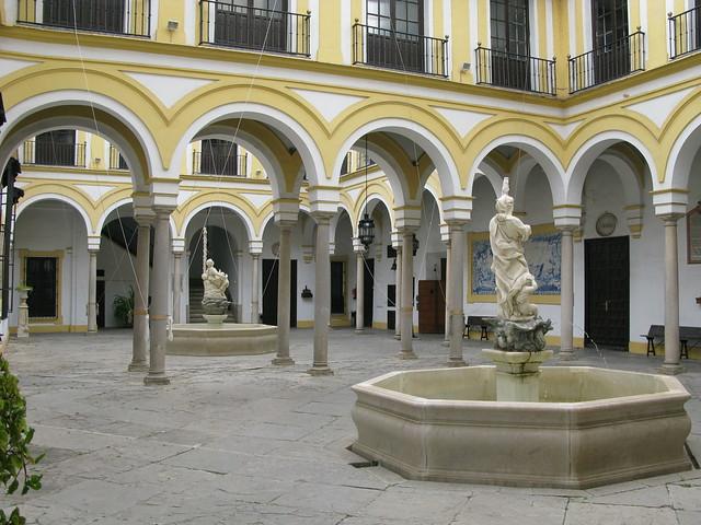 Hospital de la Caridad Sevilla