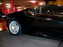 Lavado a mano. Ferrari 430