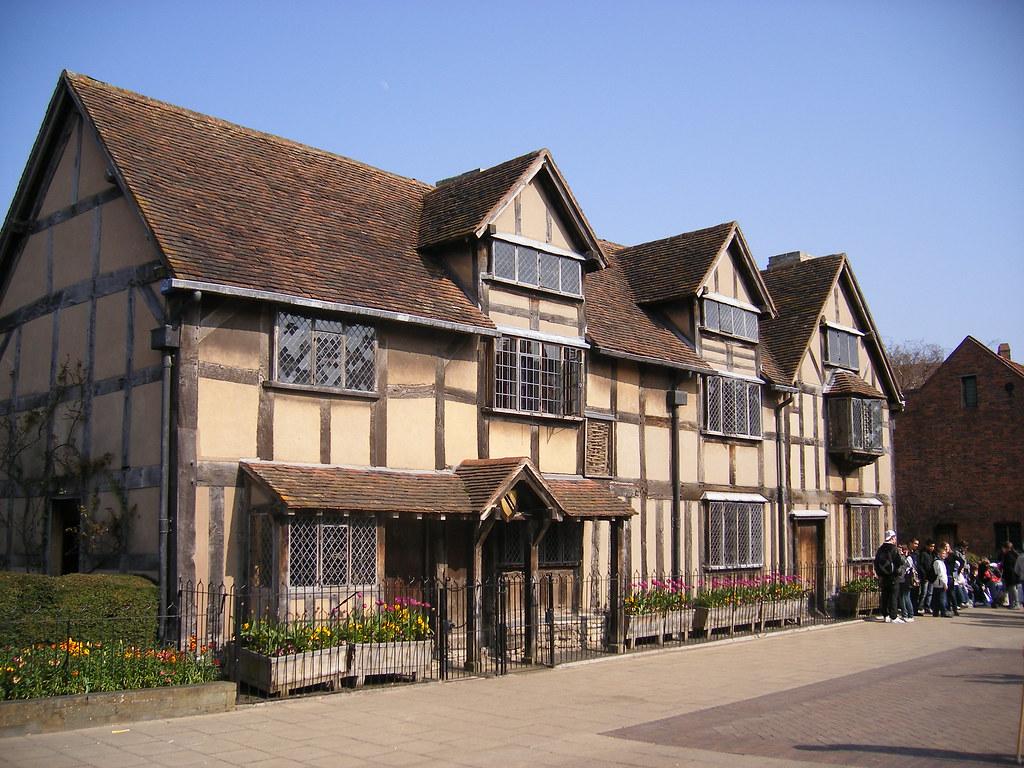 Shakespeare's Birthplace - Stratford upon Avon   Shakespeare…   Flickr