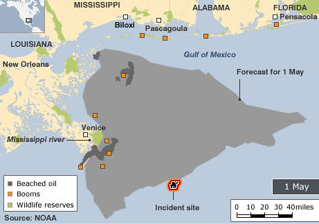 Map of BP Gulf of Mexico oil spill (projected, May 1)   Flickr Map Of The Gulf Mexico on the rocky mountains map, gulf of mexico ocean depth map, the country of mexico map, gulf of mexico and united states map, chesapeake bay map, gulf of mexico cuba map, gulf of campeche mexico map, gulf of mexico coastal map, the atlantic coastal plain map, gulf mexico water depth map, the norway map, the gulf of japan, the indonesia map, the swamp map, gulf of mexico floor map, pacific ocean map, the valley of mexico map, the 50 states map, gulf of mexico on map, the city of mexico map,