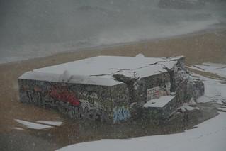 Capbreton under the snow #3 | by bobby hugges