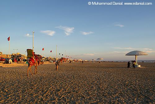 Clifton Beach, Karachi | Clifton Beach, on the Arabian Sea