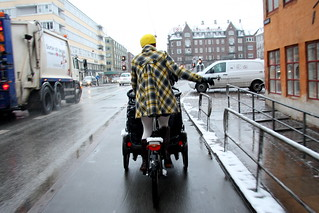 Copenhagen Winter Cycling Clothing | by Mikael Colville-Andersen