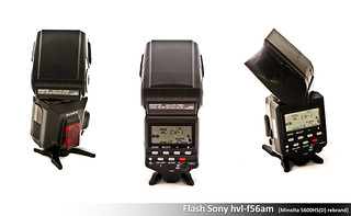 Sony hvl-f56am