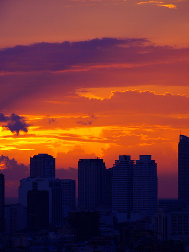 makati manila urban e510 olympus sunset clouds the philippines background beautiful bright calm cloud color colorful dawn dusk evening golden horizon light nature orange peaceful red scenery scenic season sky summer sun sunlight sunny sunrise sunshine tourism travel vacation water weather
