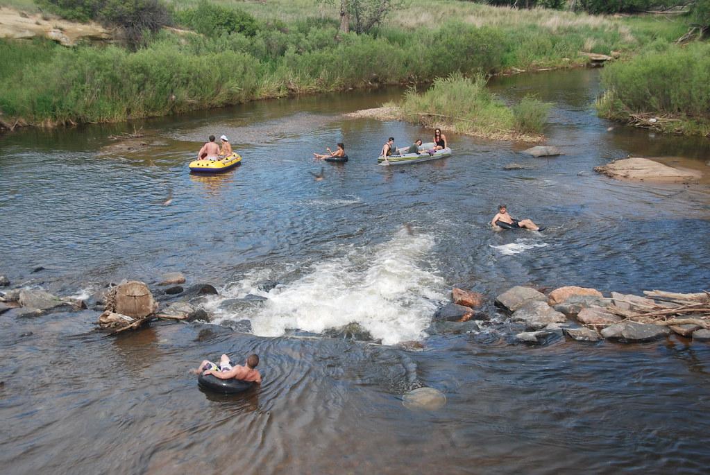 Boulder Creek Rafting (tubing) | Boulder Creek, Boulder, Col
